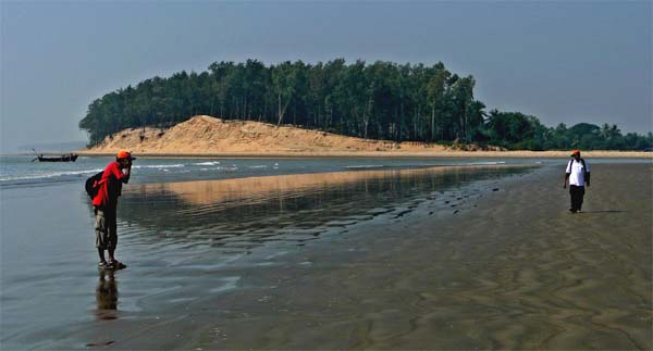 Chandipur to New Digha Trek
