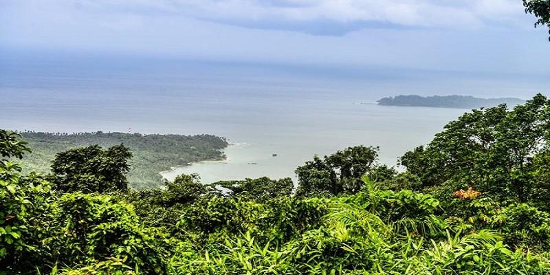 Mount Harriet to Madhuban Trek