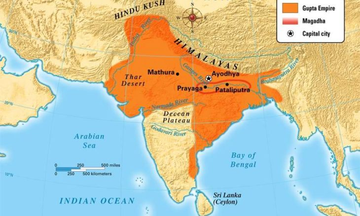 List Of 10 Greatest Empires of Indian History