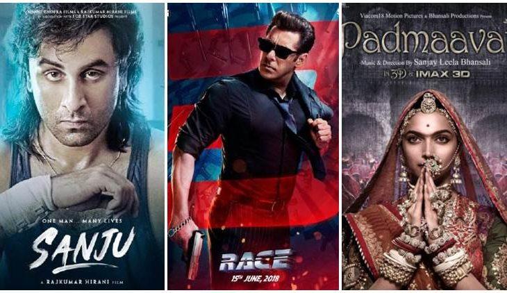 List of Top 20 Bollywood Hindi Movies of 2018