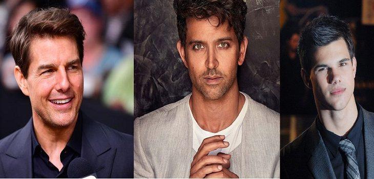 List of Top 10 Handsome Actors in the World