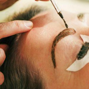 Eyebrow Tinting Isnt As Safe