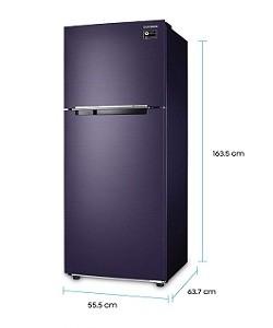 Samsung 275 L 3 Star Frost Free Double Door Refrigerator