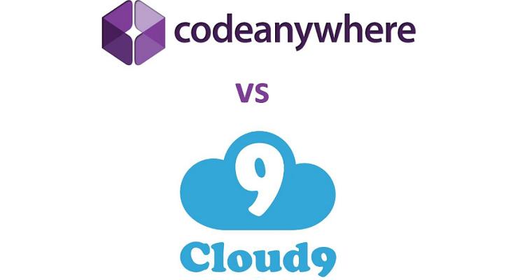CodeAnywhere vs Cloud 9