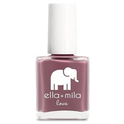 Ella + Mila vegan nail polish
