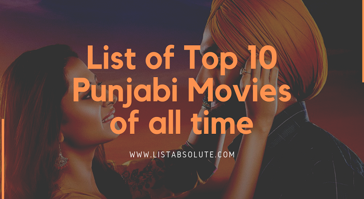 List of Top 10 Punjabi Movies of all time