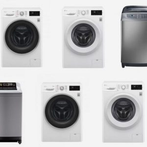List of Top 7 Washing Machine Brands
