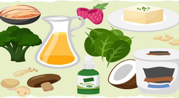List of Keto Foods for Vegetarians