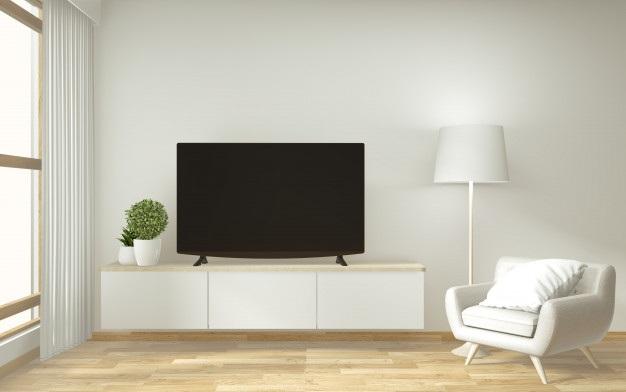 TV for living room decoration