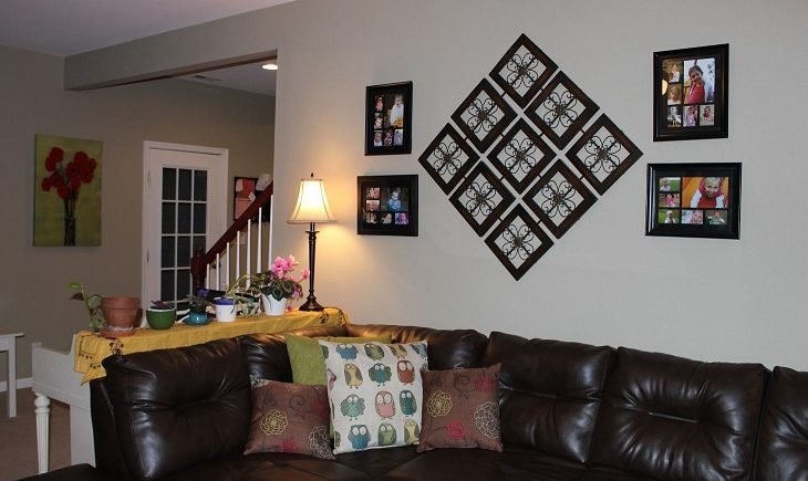 List of Things for Living Room Decoration
