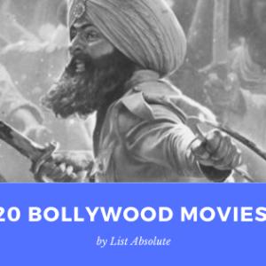 Top 20 Bollywood Movies 2019
