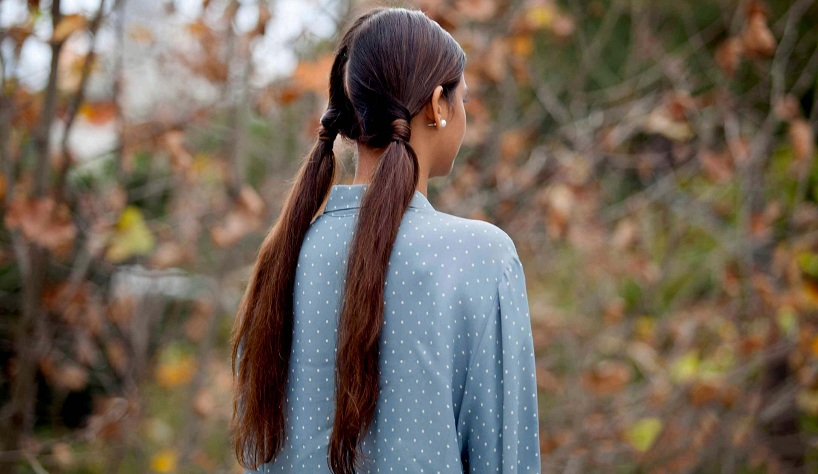 two-ponytail