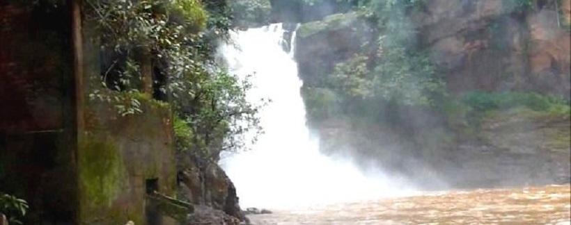 Harvalem cascade