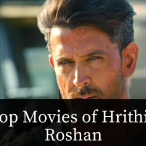 Top Movies of Hirithik Roshan