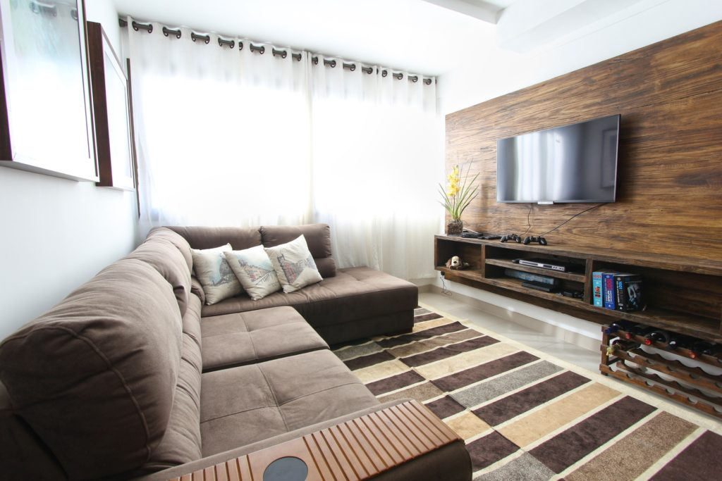 Serviced apartments have got that homey feel