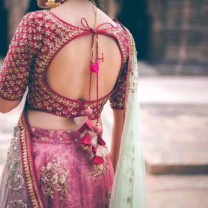 Princess-Cut Back Design