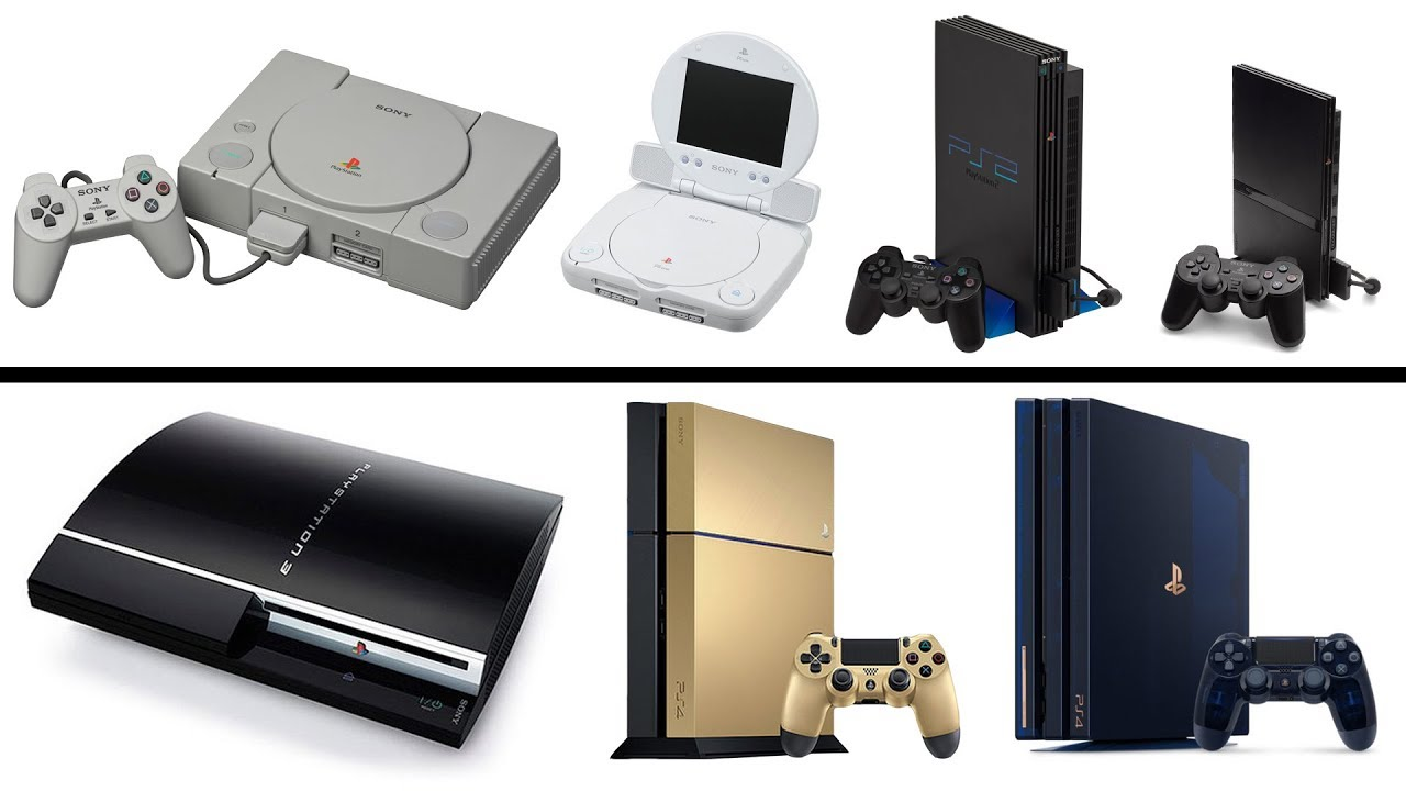 gifts for 9 year old boys-A PlayStation consoles