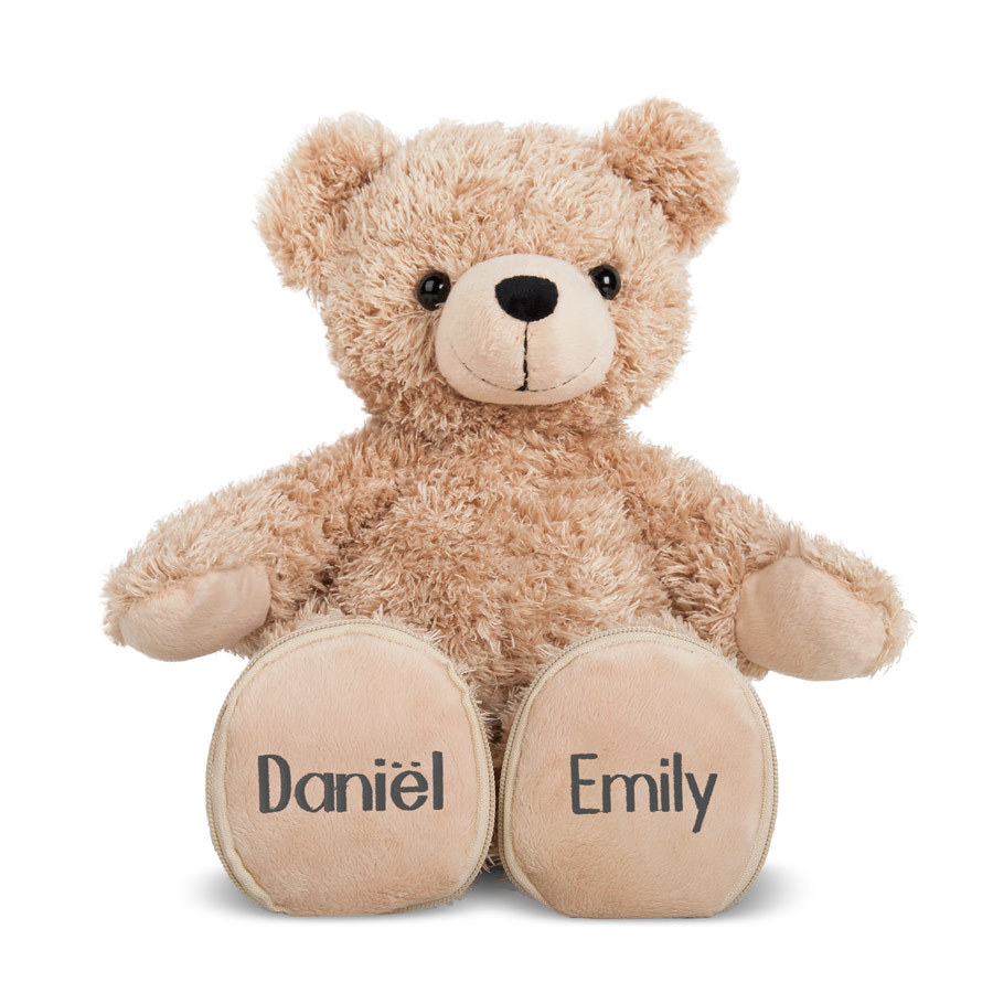 Name day wishes-A teddy with a name