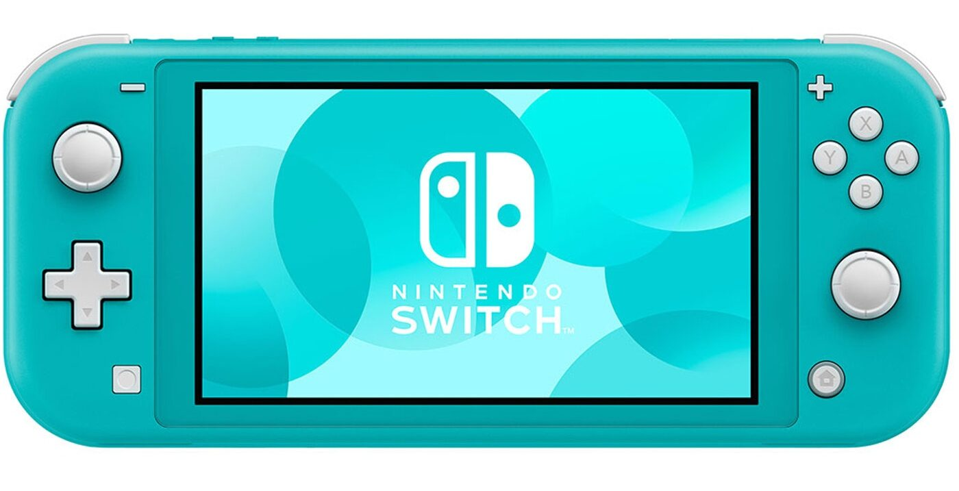gifts for 9 year old boys-Nintendo switch lite