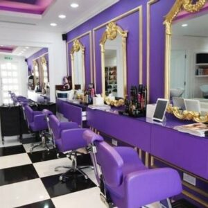 beauty salon packages