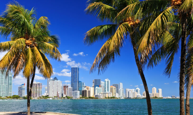 City to live in Florida