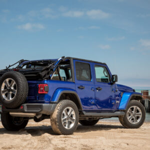 Soft Top Replacements for Your Jeep